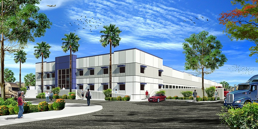 Etiwanda Distribution Center (8822 Etiwanda Avenue, Rancho Cucamonga)