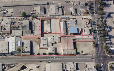 927 South Santa Fe Avenue, Compton