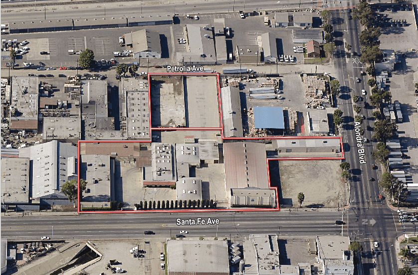 Santa Fe Distribution Center (927 South Santa Fe Avenue, Compton)