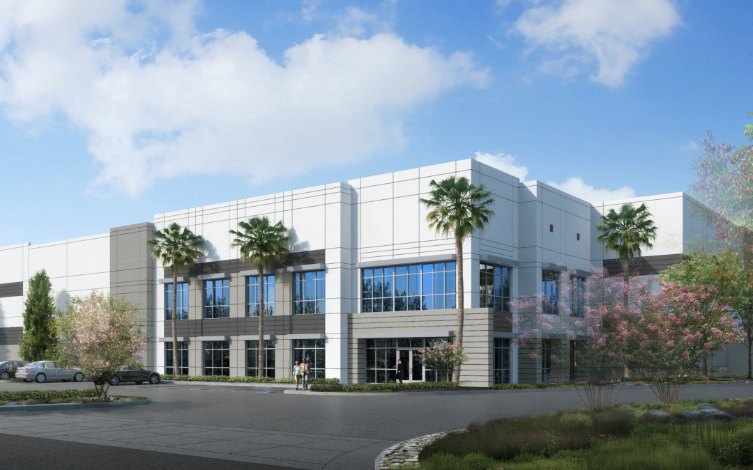 Dedeaux Business Park Redlands (501 and 509 Alabama St., Redlands) 80k & 74k SF Warehouse Buildings