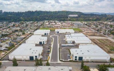 Echelon Business Park (801-821 Echelon Ct, City of Industry)