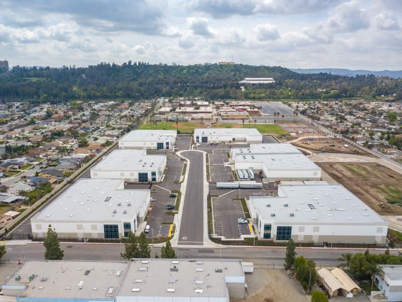 Echelon Business Park (801-821 Echelon Ct, City of Industry)