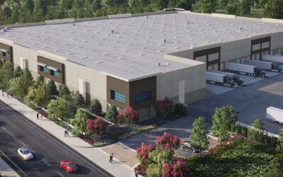 Walnut Distribution Center (Walnut Street, Perris, Riverside County)