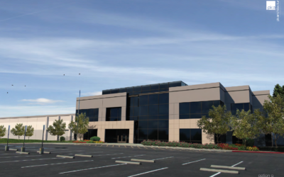 214k SF Building (24903 Avenue Kearny, Santa Clarita) Warehouse on +/-10 Acres, Large-Two Story Offices Under Renovation